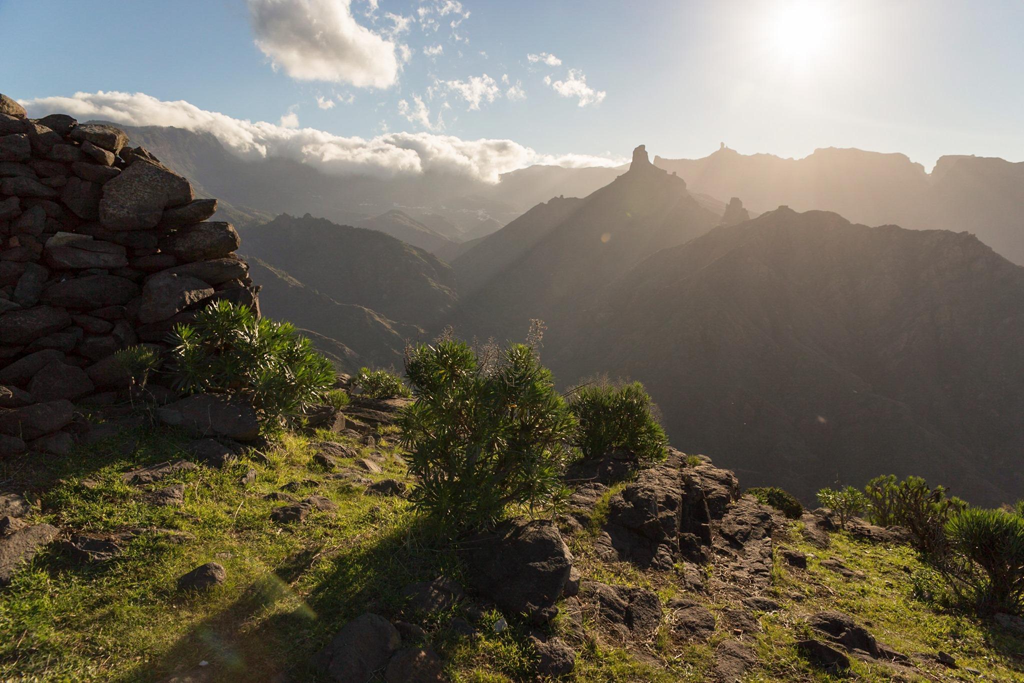 Cumbre de Gran Canaria.