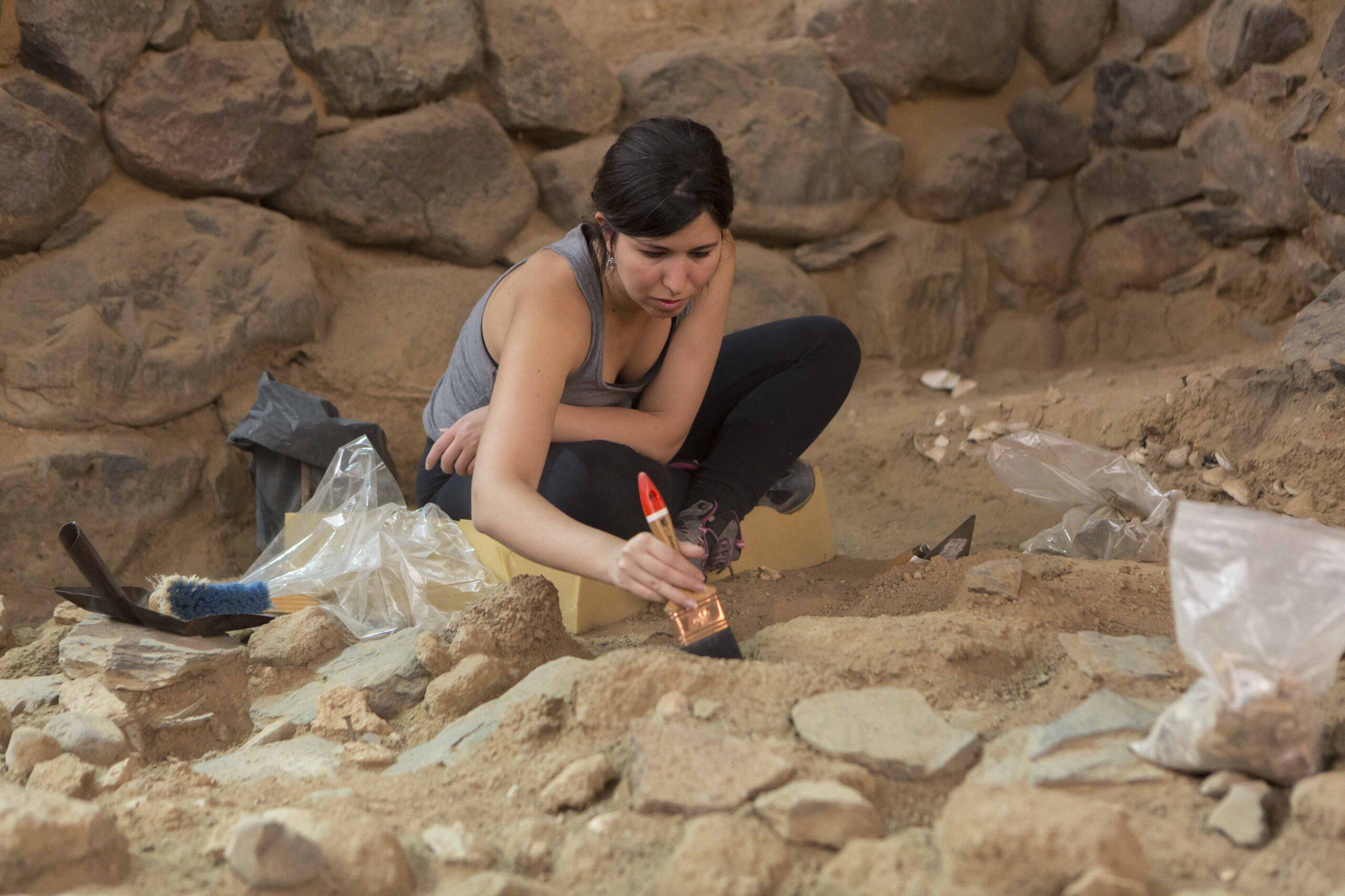 museo cueva pintada gran canaria